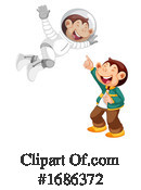 Monkey Clipart #1686372 by Graphics RF