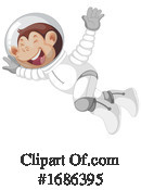 Monkey Clipart #1686395 by Graphics RF