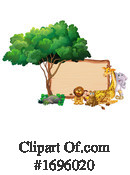 Monkey Clipart #1696020 by Graphics RF