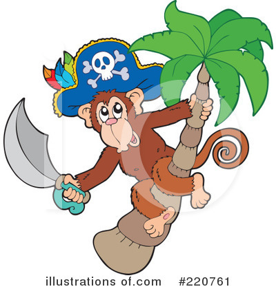 Pirate Clipart #220761 by visekart