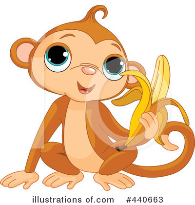 Primate Clipart #440663 by Pushkin