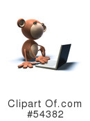Monkey Clipart #54382 by Julos