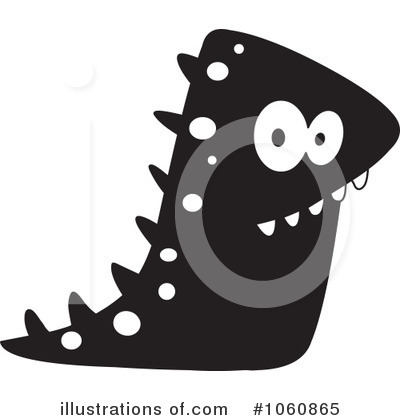 Monster Clipart #1060865 by yayayoyo