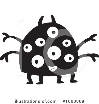 Monster Clipart #1060869 by yayayoyo