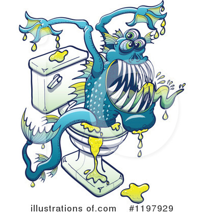 Monster Clipart #1197929 by Zooco