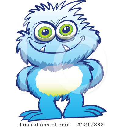 Monster Clipart #1217882 by Zooco