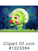 Monster Clipart #1223384 by Graphics RF