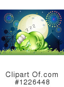 Monster Clipart #1226448 by Graphics RF