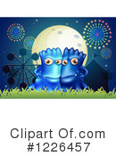 Monster Clipart #1226457 by Graphics RF