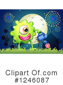 Monster Clipart #1246087 by Graphics RF