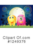 Monster Clipart #1249376 by Graphics RF
