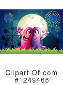 Monster Clipart #1249466 by Graphics RF