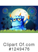 Monster Clipart #1249476 by Graphics RF