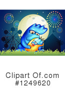 Monster Clipart #1249620 by Graphics RF