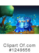 Monster Clipart #1249656 by Graphics RF