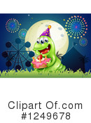 Monster Clipart #1249678 by Graphics RF