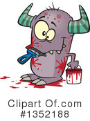 Monster Clipart #1352188