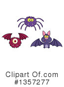 Royalty-Free (RF) Monster Clipart Illustration #1357277