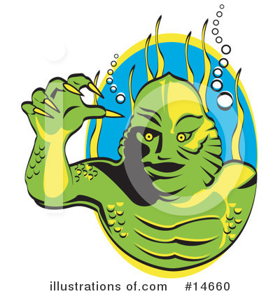 Halloween Clipart #14660 by Andy Nortnik