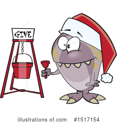 Monster Clipart #1517154 by toonaday