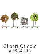 Monster Clipart #1634193 by NL shop