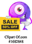 Monster Clipart #1682848 by Morphart Creations
