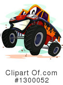 Monster Truck Clipart #1300052