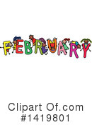 Month Clipart #1419801