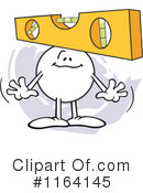 Moodie Character Clipart #1164145 by Johnny Sajem