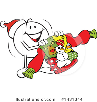 Christmas Sweater Clipart #1431344 by Johnny Sajem