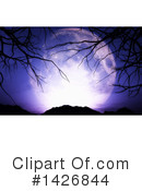 Moon Clipart #1426844 by KJ Pargeter