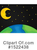 Moon Clipart #1522438 by Graphics RF