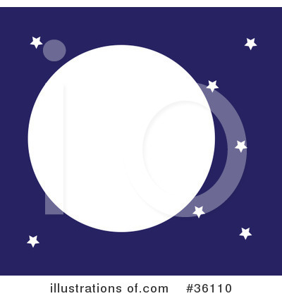 Moon Clipart #36110 by Maria Bell