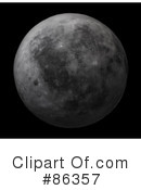 Moon Clipart #86357 by Mopic