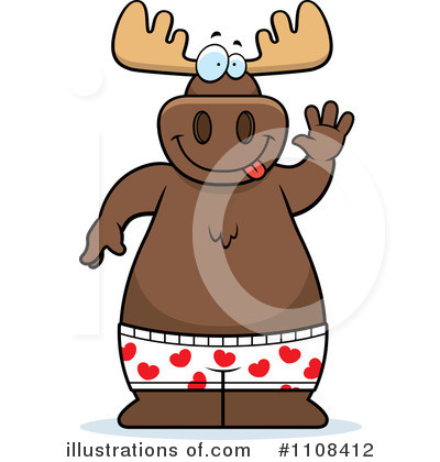 Underwear Clipart #1108412 by Cory Thoman