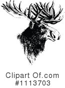 Moose Clipart #1113703