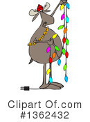 Moose Clipart #1362432