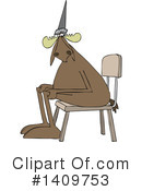 Moose Clipart #1409753 by djart