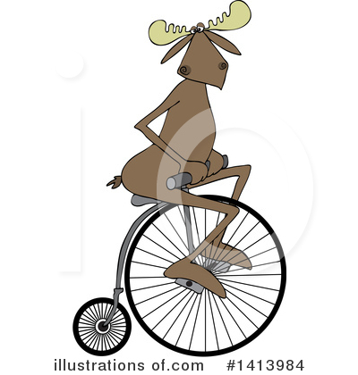 Animal Clipart #1413984 by djart