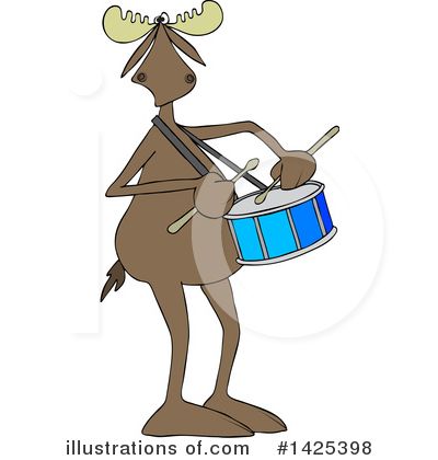 Marching Band Clipart #1425398 by djart