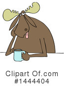 Moose Clipart #1444404