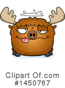 Moose Clipart #1450767 by Cory Thoman