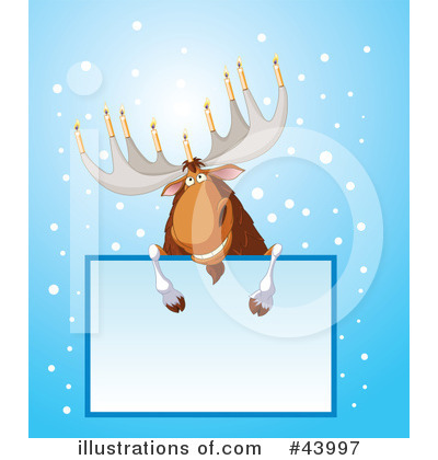 Hanukkah Clipart #43997 by Pushkin