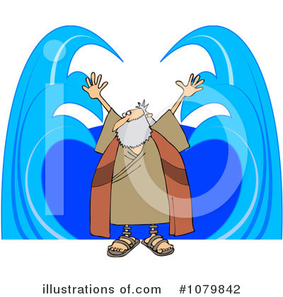 Moses Clipart #1079842 by djart