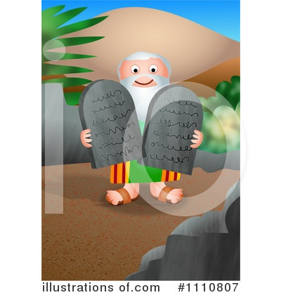 Moses Clipart #1110807 by Prawny