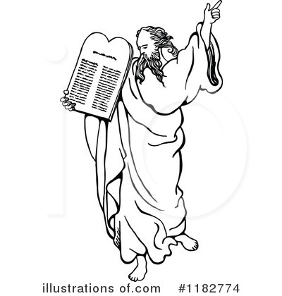 Moses Clipart #1182774 by Prawny