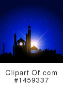 Mosque Clipart #1459337 by KJ Pargeter