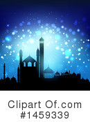 Mosque Clipart #1459339 by KJ Pargeter