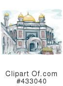 Mosque Clipart #433040