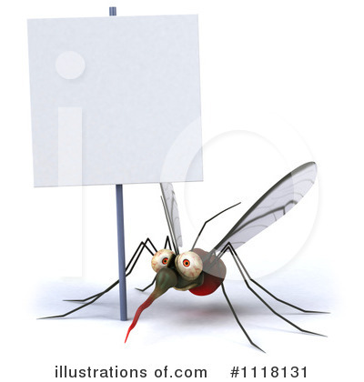 Mosquito Clipart #1118131 by Julos